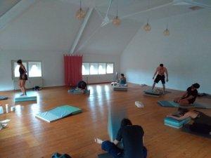 Dynamic Meditation - 21 Tage Challenge & Drop In Class (NEUKÖLLN !) @ Wamos-Veranstaltungszentrum